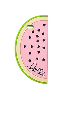 Melons IPhone 6/6s Case in Watermelon