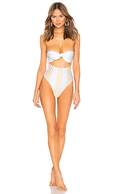 Top Knot One Piece lolli swim $44 (FINAL SALE)