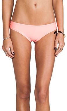 Pick Me Bottoms en Coral & Tropic Pink Bow