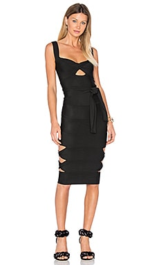 Sophia Cut Out Midi Dress