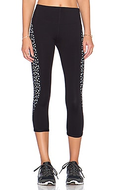 Lorna Jane Jungle Stability7/8 Legging en Noir