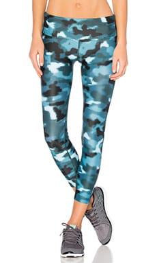 GI Jane Core Ankle Biter Legging