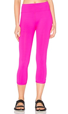 Diva 7/8 Tight in Neon Pink