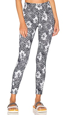 Symmetry Core Legging in Black & White