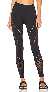Bionic Seamless Legging in Black