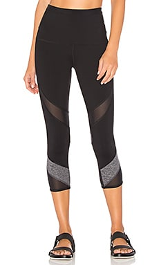 Cutting Edge Core 7/8 Legging en Noir
