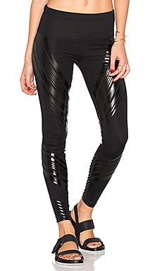 Night Compression Leggings in Black