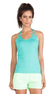 Lorna Jane Amira Excel Tank in Evergreen Marl