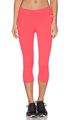 Lorna Jane Amy 3/4 Legging en Cupid Red