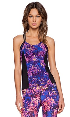 Lorna Jane Bold Blooms Excel Tank in Bold Blooms