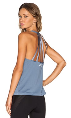 Lorna Jane Cora Excel Tank in Powder Grey