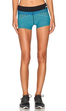 Lorna Jane Solstice Short in Black & Blue