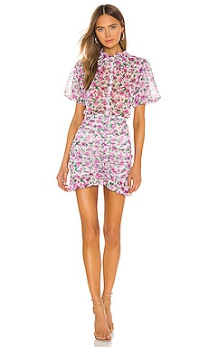 Floral Mini Dress IORANE $490