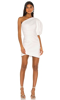 Supper Cotton One Shoulder Mini Dress IORANE $550