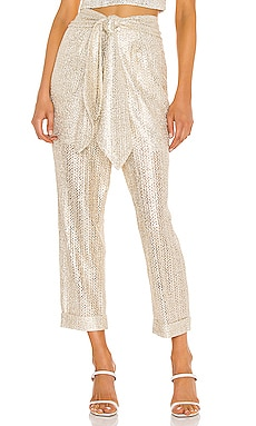 Metallic Trouser IORANE $200