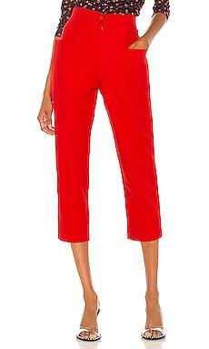 High Waist Pockets Trousers IORANE $330