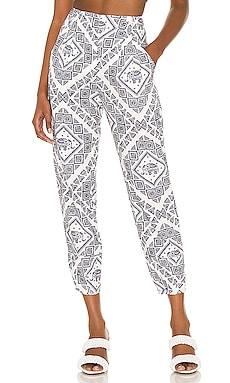 Printed Elephants Trouser IORANE $290