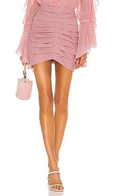 Laise Pleated Mini Skirt IORANE $123