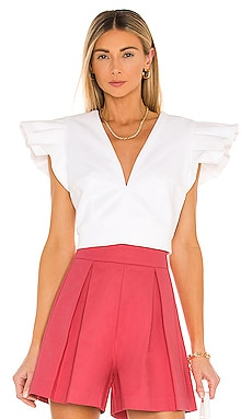 Compact Cotton Cropped Top IORANE $255