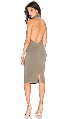 Le Salty Label Mahalo Dress in Khaki