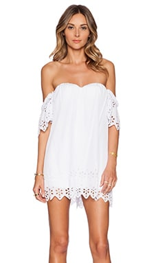 Le Salty Label Laylah Dress in White