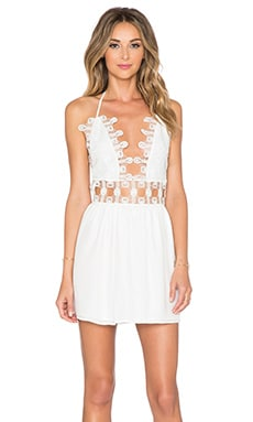 Le Salty Label x REVOLVE Mini Dress in Ivory