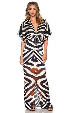 Lotta Stensson Robe in Zebra