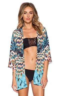Lotta Stensson Kimono in Blue Crest