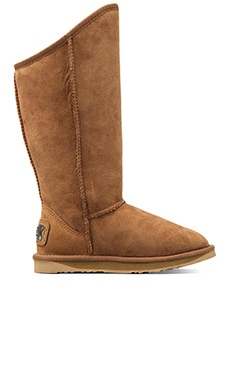 Australia Luxe Collective Cosy Tall Boot in Chestnut