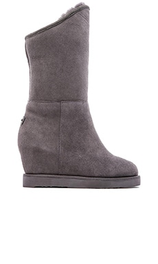Australia Luxe Collective Costy Tall Wedge in Gray