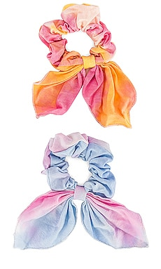 Tropez Scrunchie Lovers + Friends $28 BEST SELLER