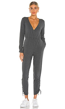 Surplice Jumpsuit Lovers + Friends $70