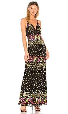 Купить Вечернее платье с украшениями kensington - Lovers + Friends, С блёстками и пайетками, Китай, Черный