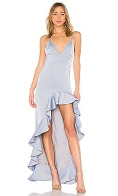 Купить Вечернее платье aahmani - Lovers + Friends синего цвета