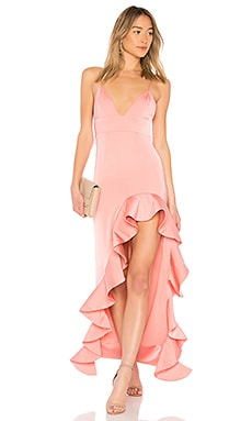 Ahamani Gown Lovers + Friends $268 BEST SELLER
