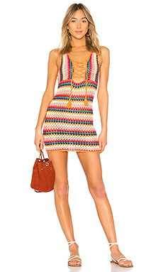 Over The Rainbow Dress Lovers + Friends $178