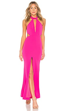 Mayla Gown Lovers + Friends $228 NEW ARRIVAL