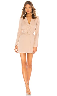 Jay Blazer Dress Lovers + Friends $198