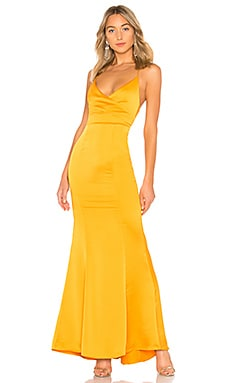 Vilailuck Gown Lovers + Friends $198