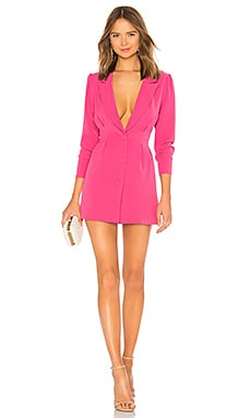 City Blazer Dress Lovers + Friends $148