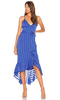 Bridget Midi Dress Lovers + Friends $178