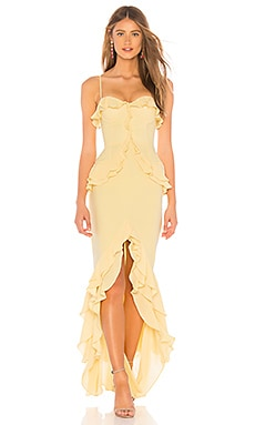 Melissa Gown Lovers + Friends $298