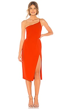 Lazo Midi Dress Lovers + Friends $168
