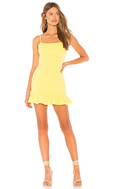 Teddy Mini Dress Lovers + Friends $138