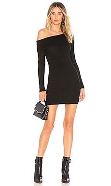 Купить Eden sweater dress - Lovers + Friends черного цвета