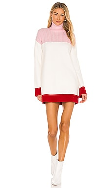 Kane Sweater Dress Lovers + Friends $158