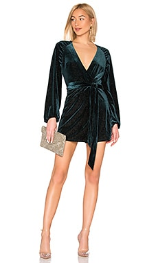 Addilyn Wrap Dress Lovers + Friends $49 (FINAL SALE)