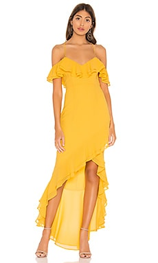 Chrysalis Gown Lovers + Friends $268