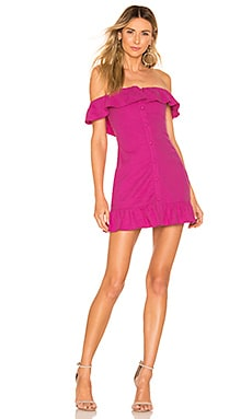 Elsie Mini Dress Lovers + Friends $107