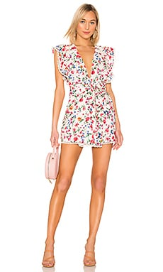 MINIVESTIDO JILL Lovers + Friends $90